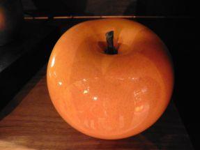 Pomme rouge Hermés de Bull stein