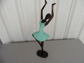 Ballerine en tutu de 50 cm