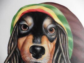 Bob Marley version Teckel